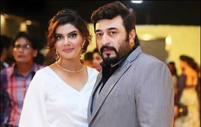 Yasir Nawaz and Nida Yasir