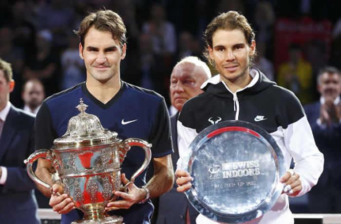 Federer Beats Nadal