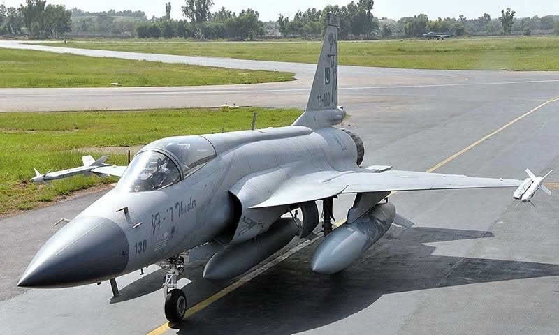 JF-17 finds buyer