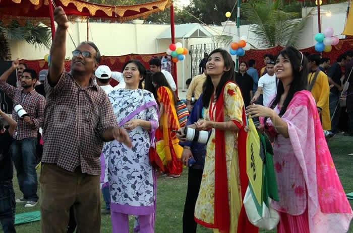 kite festival in Karachi