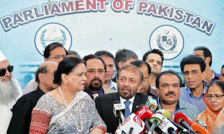 MQM to withdraw resignations, join Senate from tomorrow