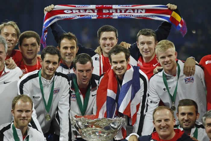 Davis Cup win