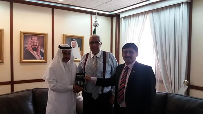 Nadir Mir Dr Abdullah Abdulmalik Al Asheikh