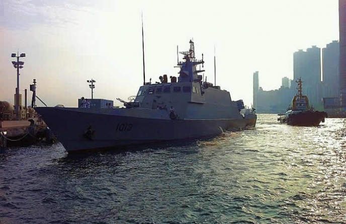 Pakistan Navy ship reaches Sri Lanka today