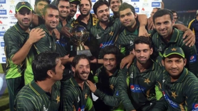 Pakistan announce one-day squad for England series