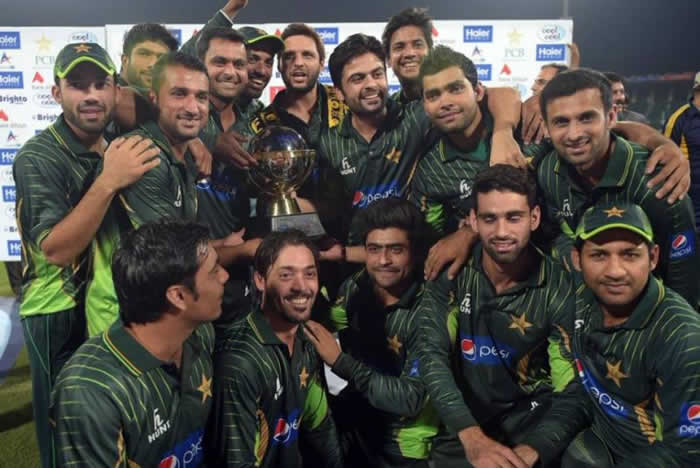Pakistan announce one-day squad