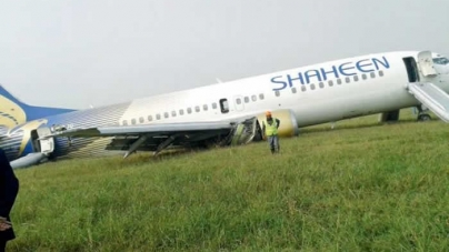 Shaheen Air Pilot Booked under Anti-Terrorism Act