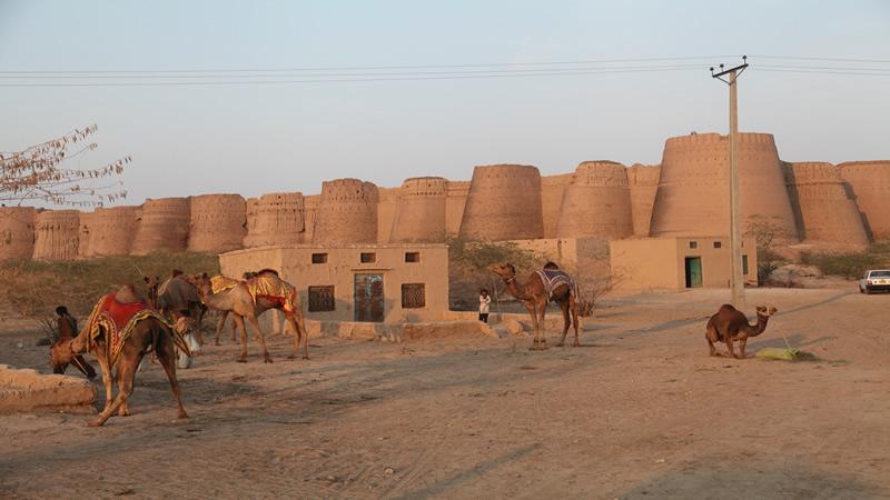 Derawar Fort,