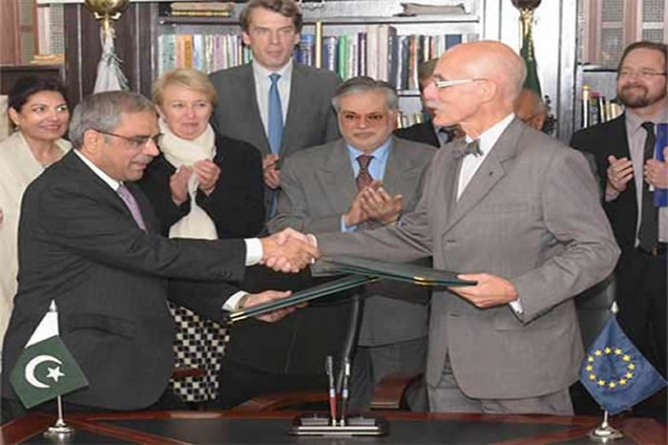 EU to Provide 653m to Pakistan for Poverty Alleviation