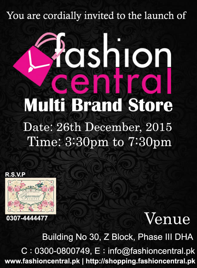Fashion Central Multi Brand Store