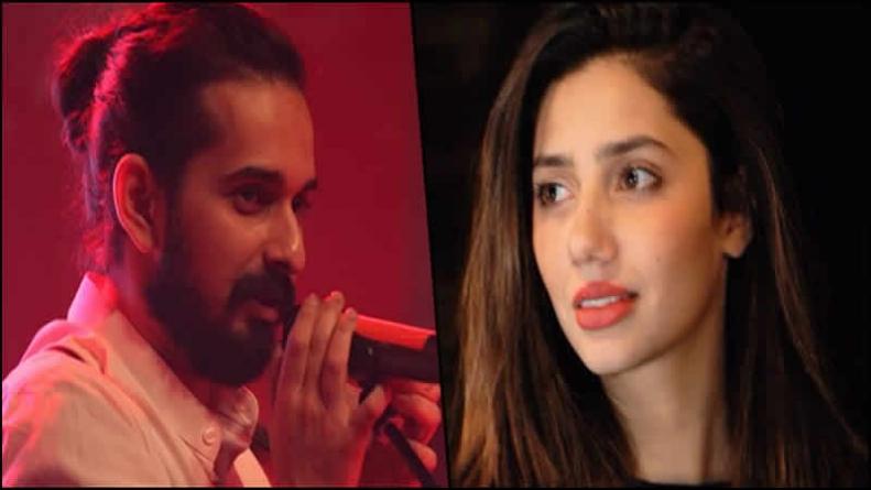 Mahira Khan & Jimmy Khan Perform Duet Of Ho Mann Jahaan soundtrack Baarish