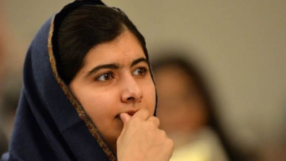 Malala Condemns Trump's 'ideology of hatred'