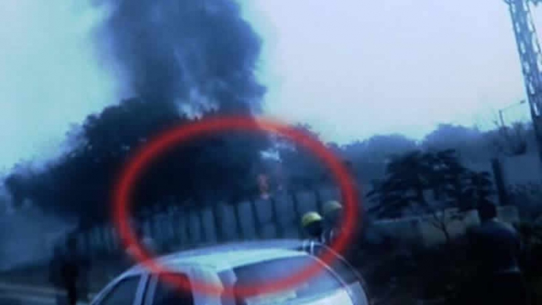 One Person killed As Indian BSF Plane Crashes Near Delhi Airport