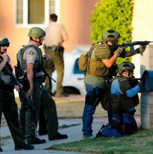 Shooting rampage in California leaves 14 dead