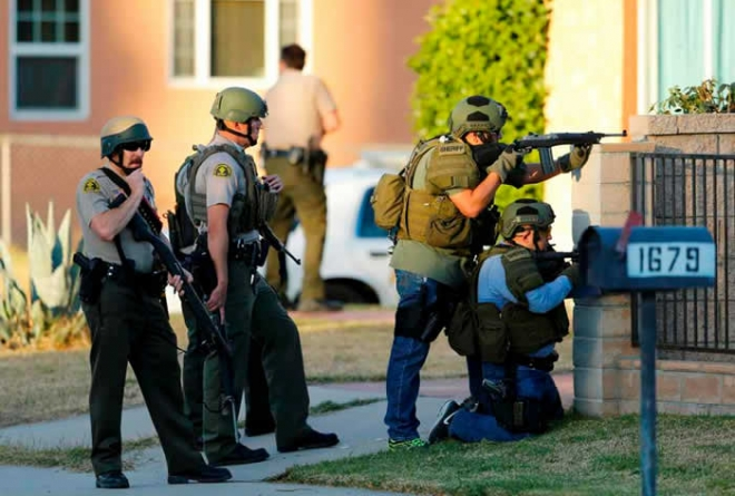 Shooting rampage in California leaves 14 dead