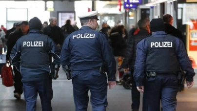 Suspect Held In Vienna In Case Involving Two Pakistanis