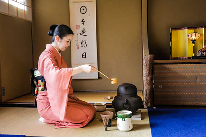 The Japanese Tea Ceremony