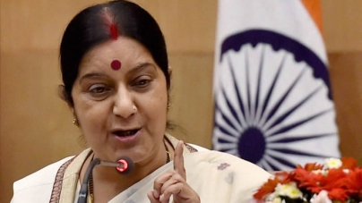 War with Pakistan not an option: Indian FM