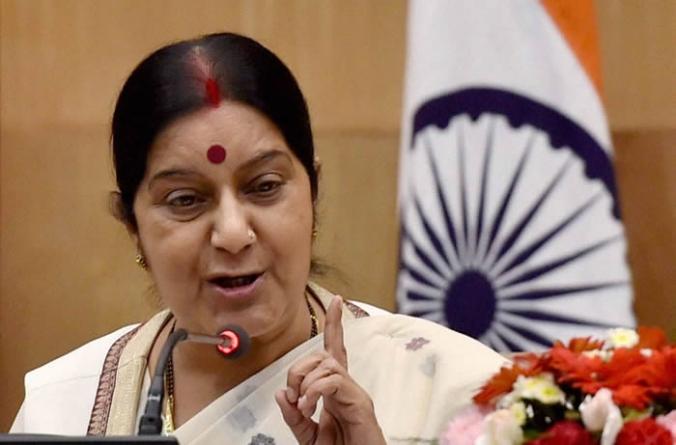 War with Pakistan not an option: Indian FM