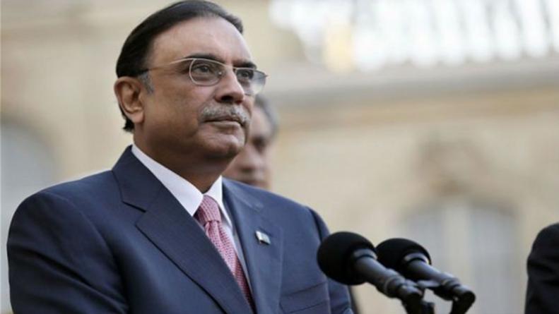 Zardari Elected PPP-P President