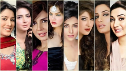 10 Pakistani Celebrities