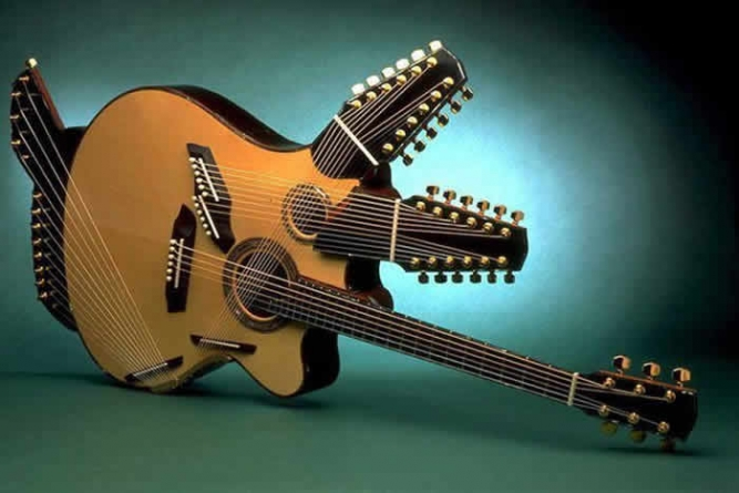 Top 10 Strangest Musical Instruments