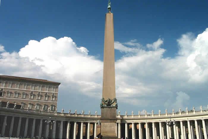 Vatican Obelisk – Vatican City