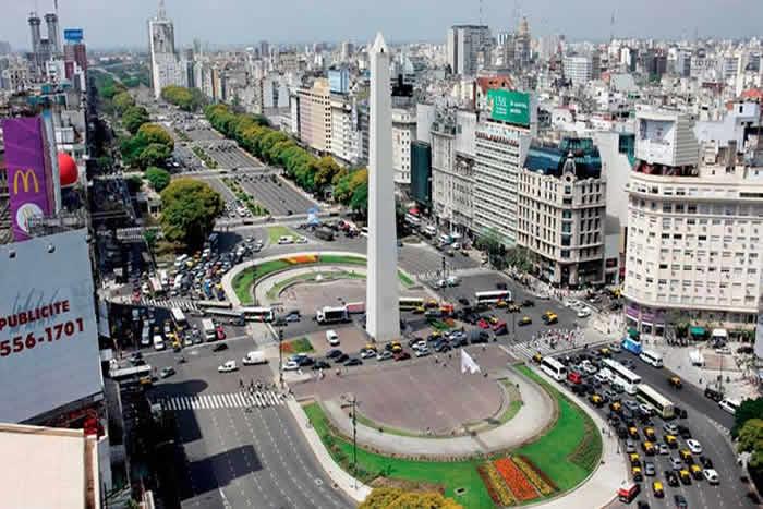 4. Obelisco de Buenos Aires – Argentina