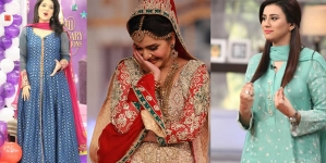 5 Pakistani Morning Shows Valued Dresses of Hosts
