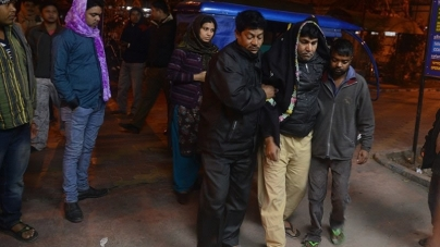 6.7 magnitude quake hits India's northeast, four killed