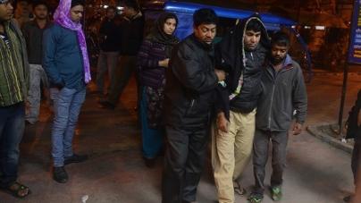 6.7 magnitude quake hits India's northeast, four killed