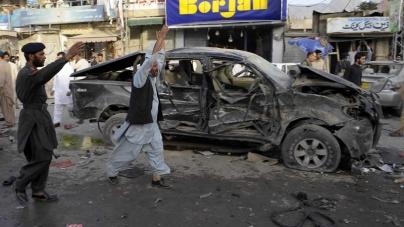 At least seven killed, 10 injured in blast near Quetta polio centre