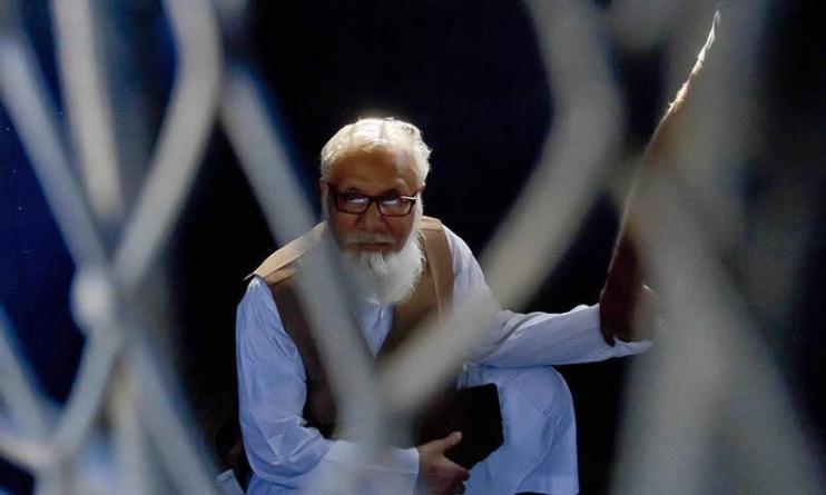 Bangladesh upholds death sentence for Jamaat-i-Islami 'Emir'