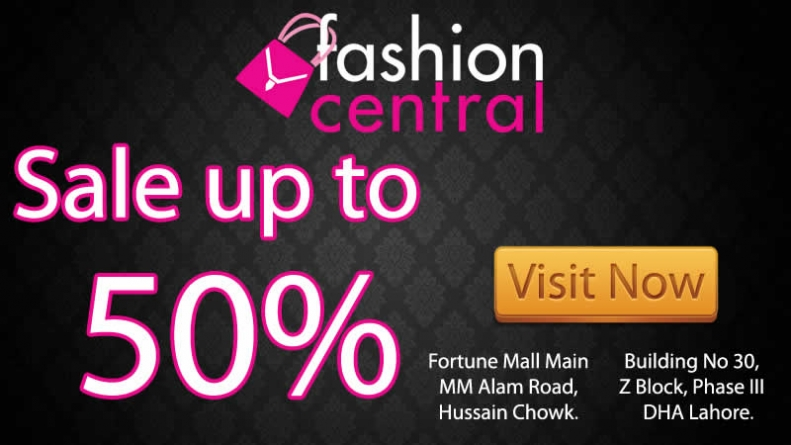 Fashion Central Multi Brand Store offers Amazing Sale