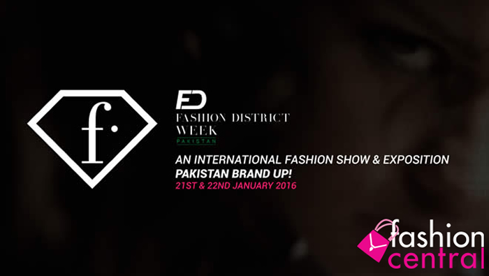 Fashion District Week Announces Its First Season In Lahore In Partnership With Fashiontv