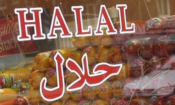 Halal food products
