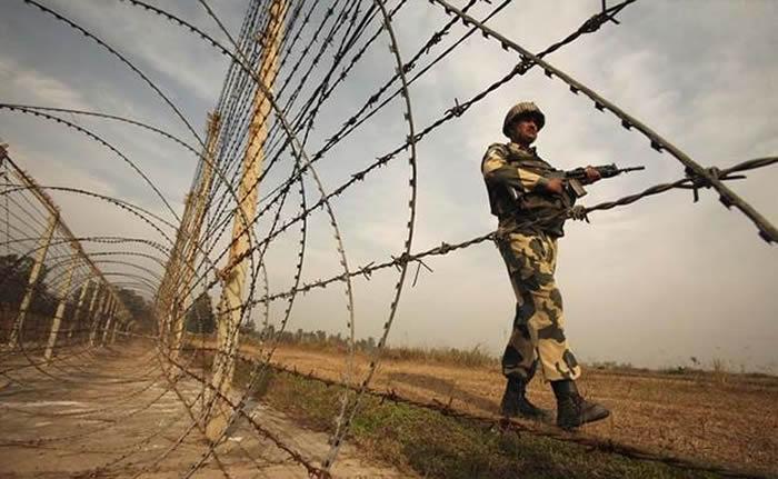 India plans laser walls on border