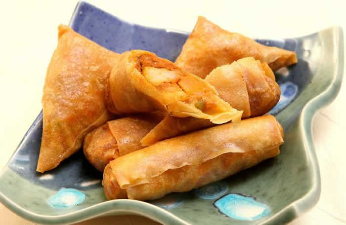 Indian state's 'luxury tax' on samosas sparks row