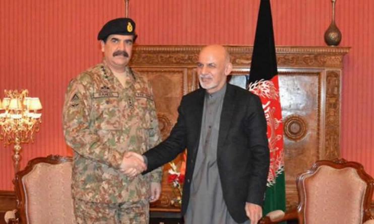 Islamabad shares Charsadda attack evidence with Kabul