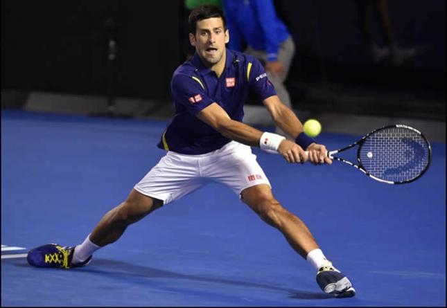 Australian Open: Djokovic, Williams storm through in Melbourne