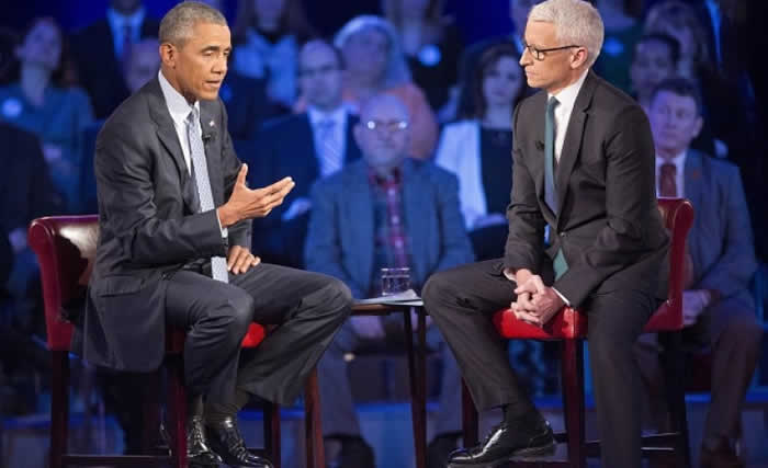 Obama vows not to campaign for opponents of new gun laws