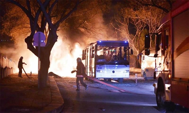 Ankara car bomb attack