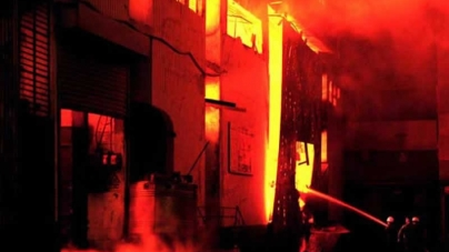 Baldia factory fire was a 'planned terrorist activity