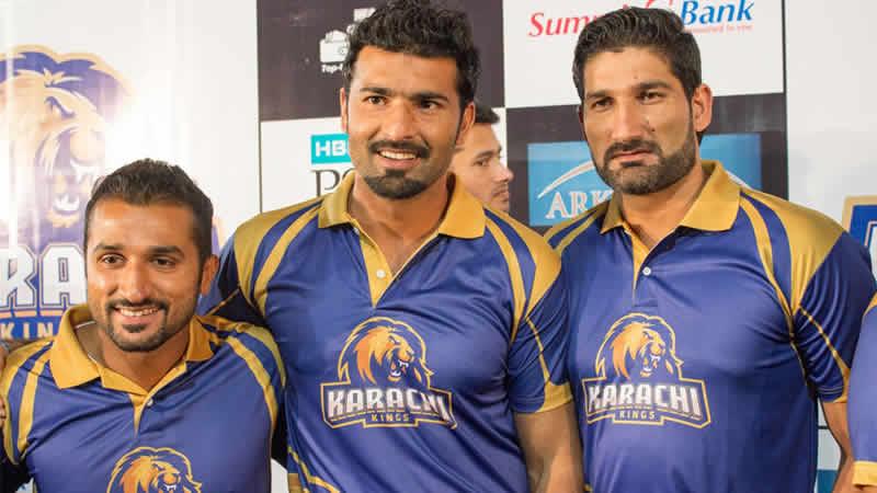Bilawal Bhatti, Sohail Khan and Sohail Tanveer