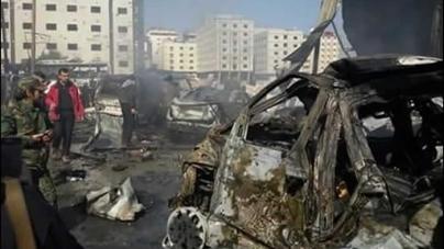 60 killed in IS attacks near Hazrat Zainab's shrine