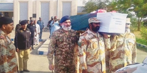 COAS Vows To Wipe Out All Terrorist Hideouts