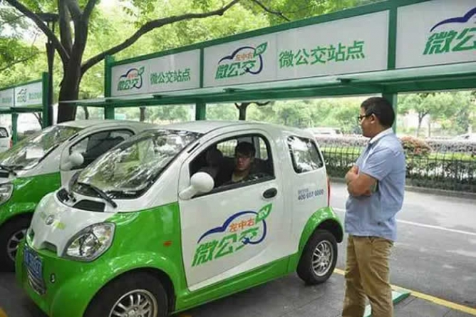 Chinese market electrifying for 'green' cars