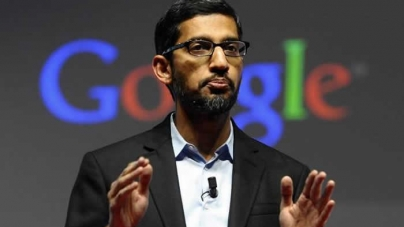 Google boss heading to Brussels for antitrust talks: source