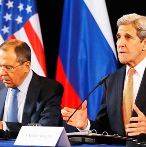 World powers agree on 'cessation of hostilities' in Syria