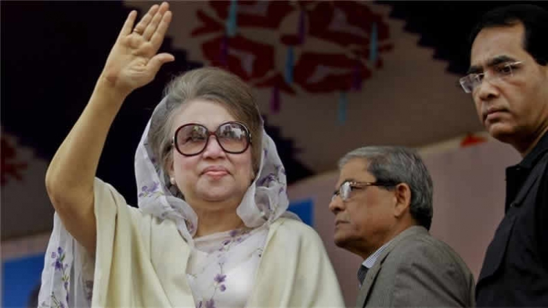 Bangladesh Court Orders Opposition leader Zia's Arrest